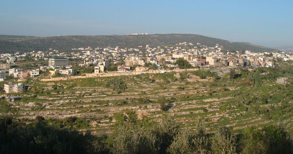 Rafafa Settlement Devours More Palestinian Lands In Salfit