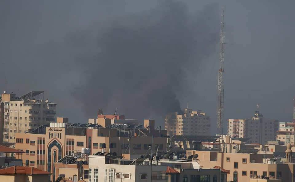 6 students killed, 15 schools damaged in Israeli attacks on Gaza