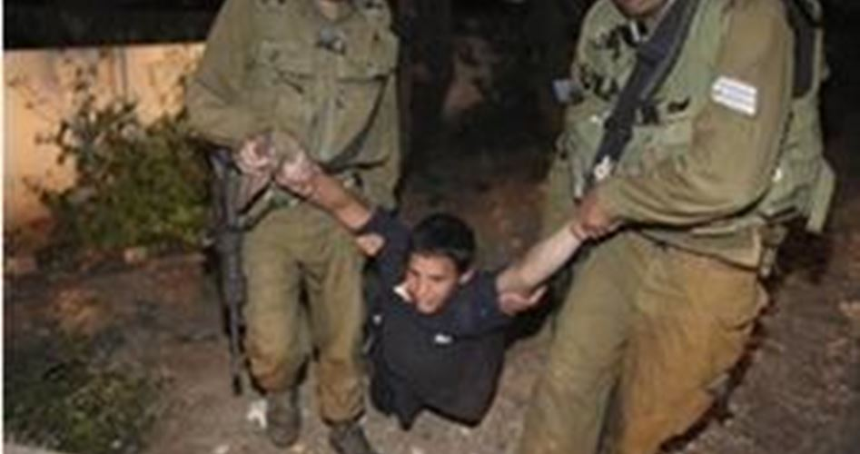 IOF kidnaps child