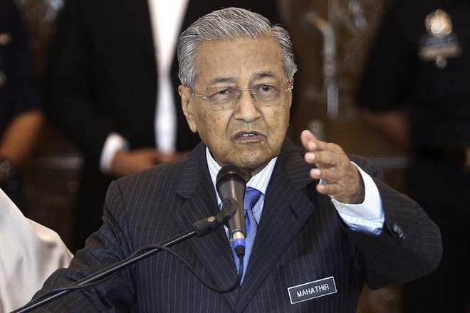 palinfo.com - Mahathir: Israel is a state of thieves