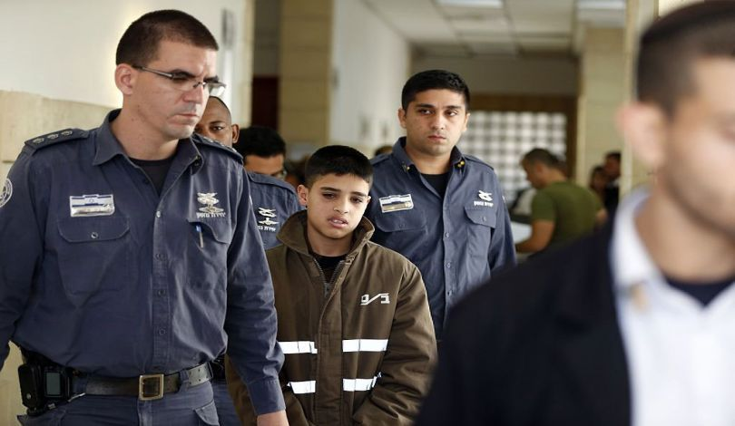 Israel arrested 16,500 Palestinian children since 2000
