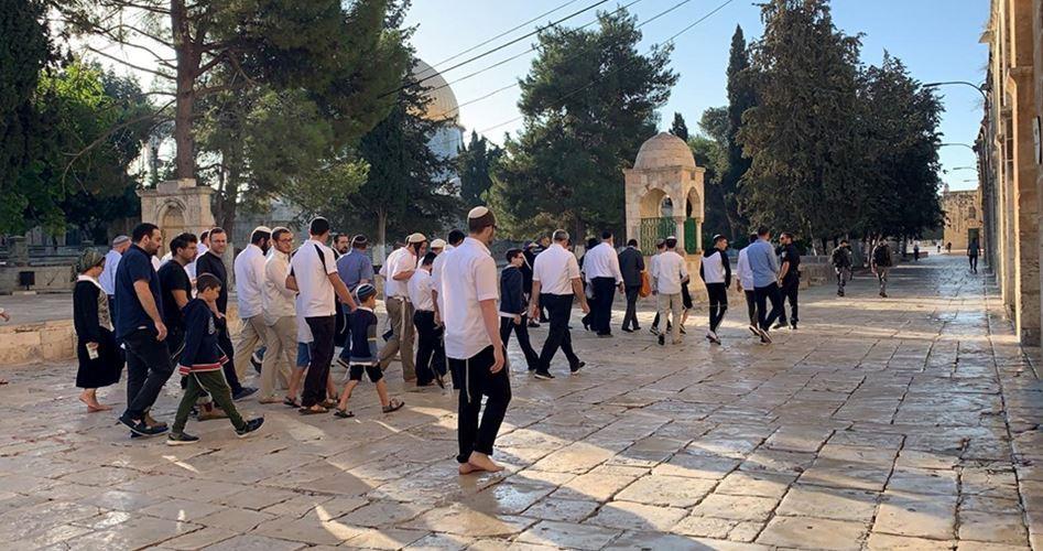 Aqsa incursions