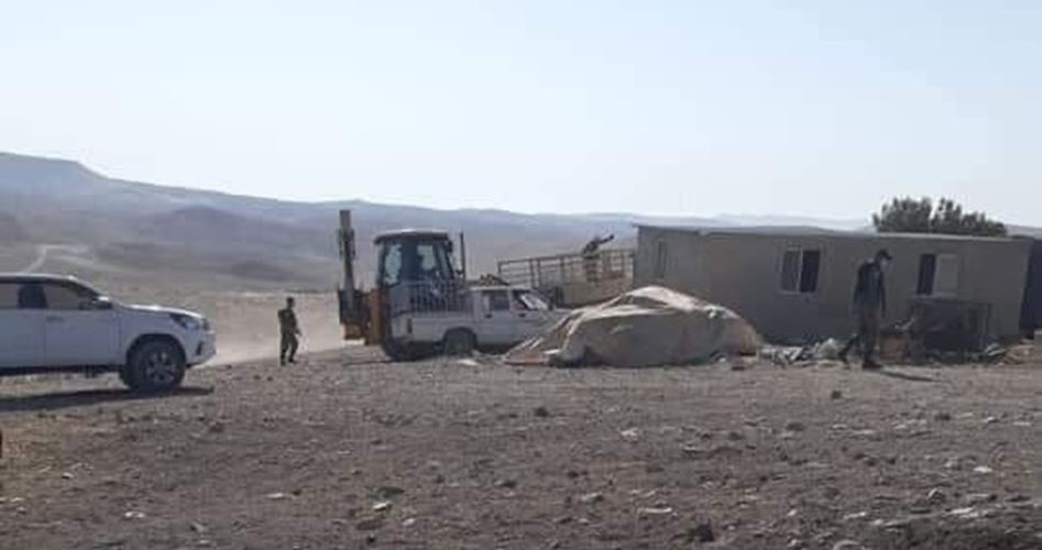 IOF in Masafer Yatta