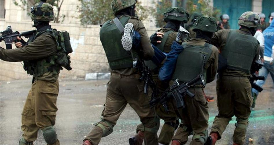 IOF arrests