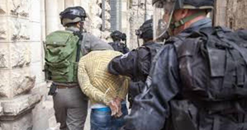 Israeli police kidnap Palestinian