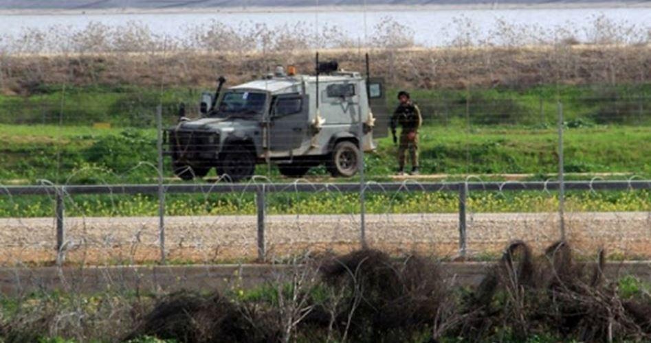 IOF in Gaza
