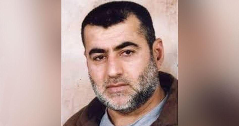 Palestinian prisoner