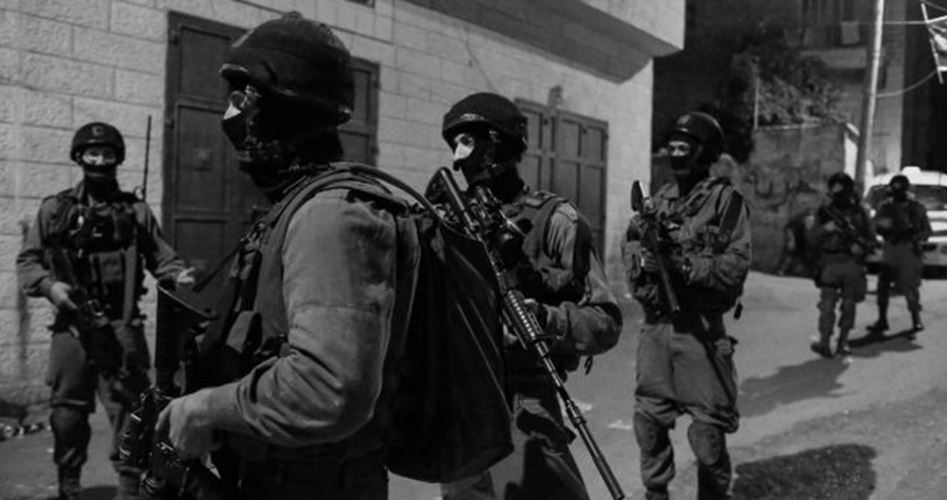 IOF in the West Bank