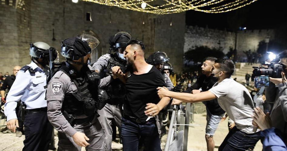 Arrest campaign
