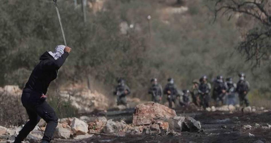 Ramallah clashes